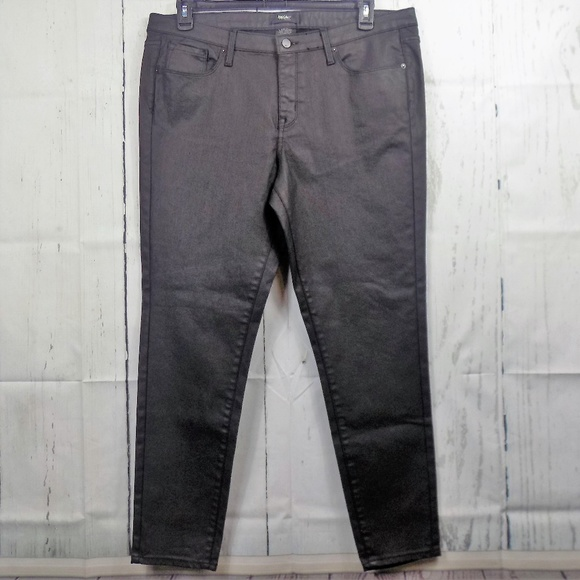 Mossimo Supply Co. Denim - Mossimo Super Stretch Coated Jeans Size 16R/33